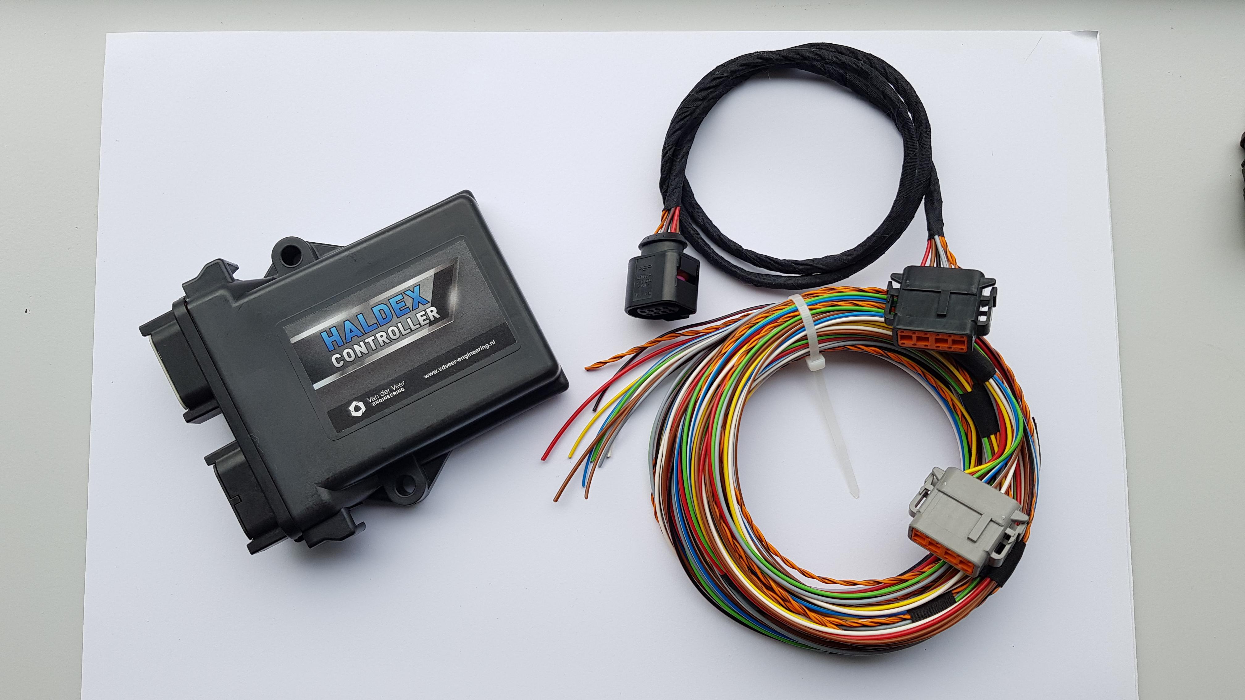 Haldex Controller Gen1 to Gen4 Standalone