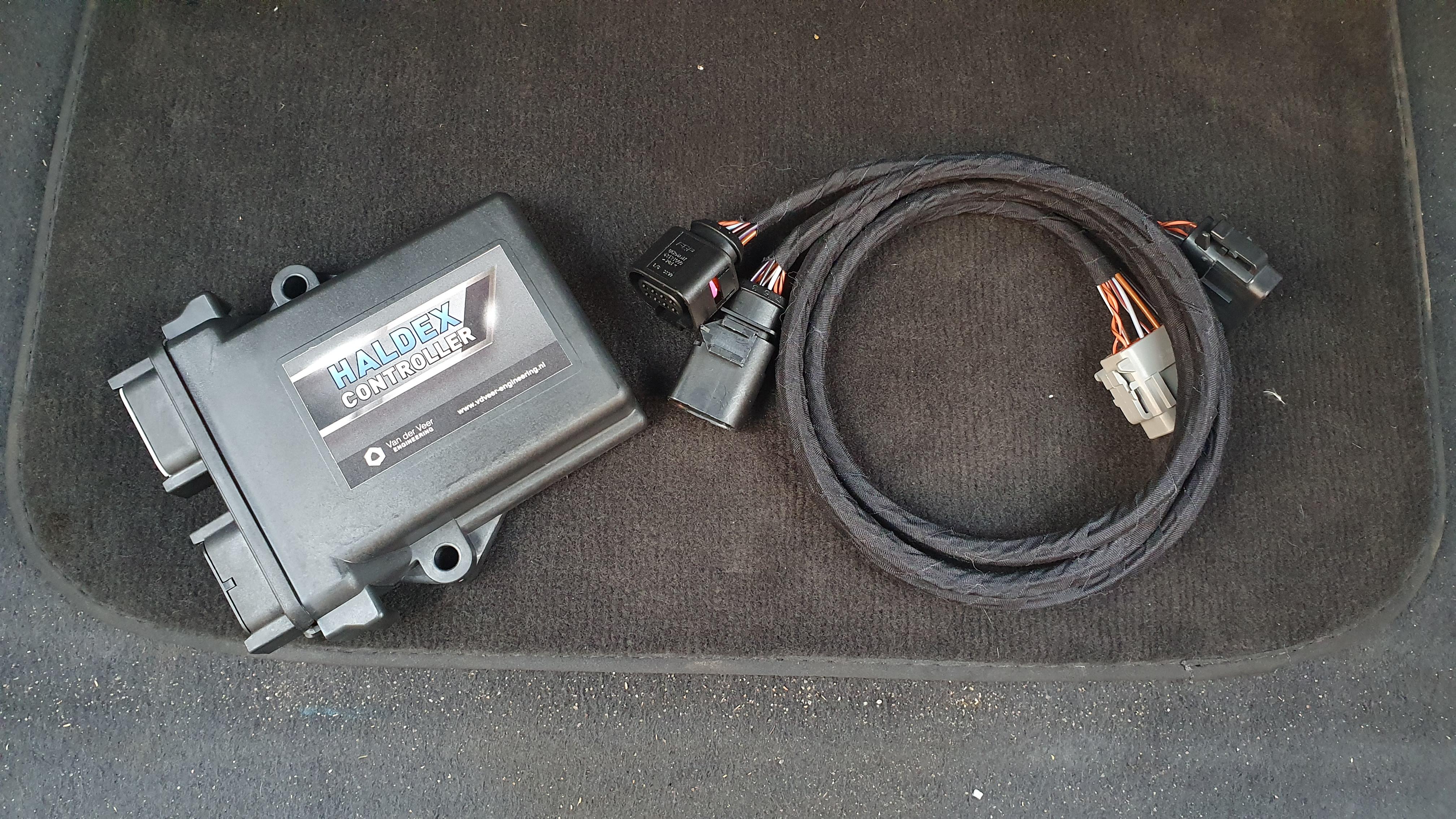 Haldex Controller Gen1 Installation