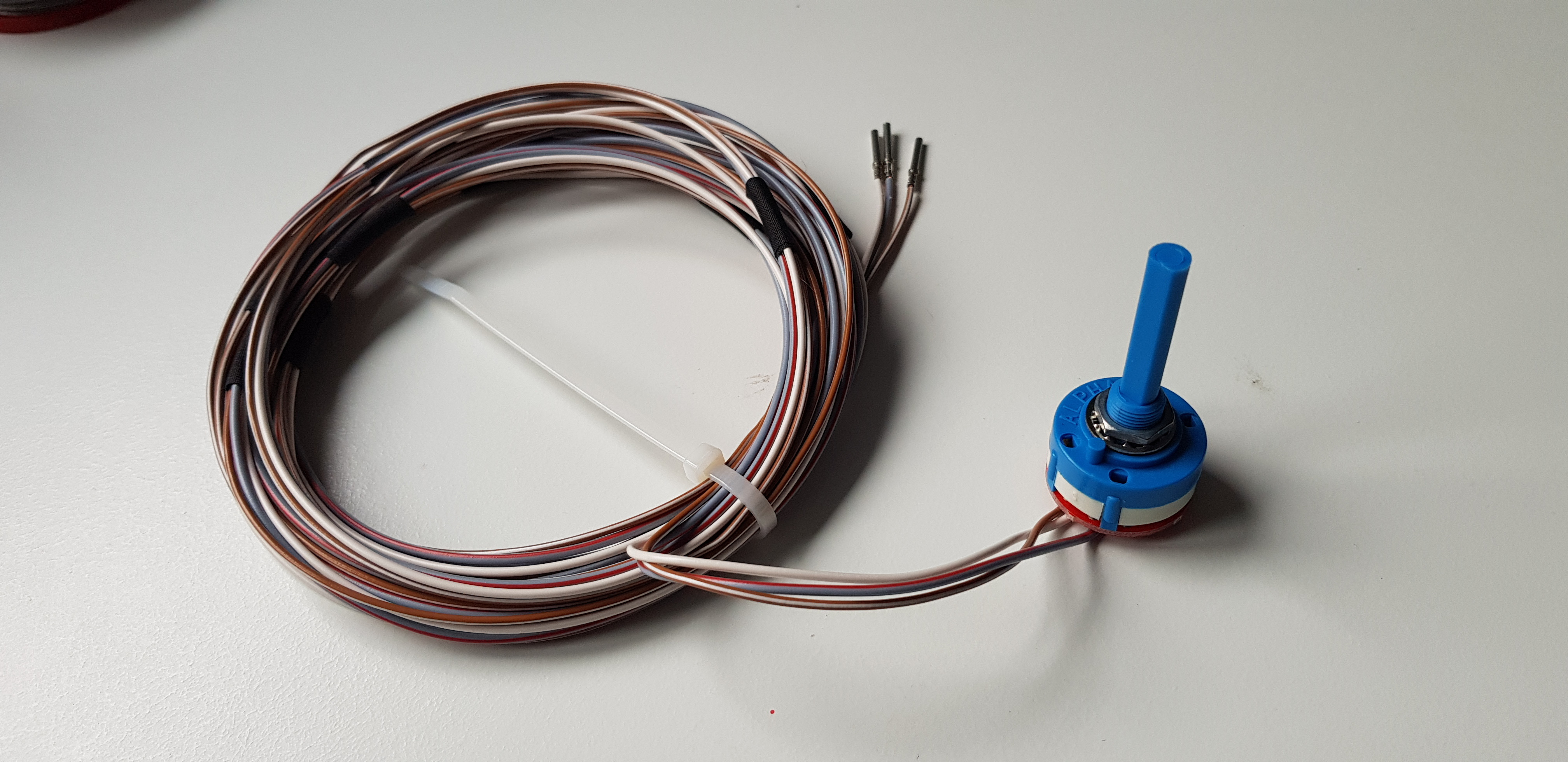 Haldex Controller installation manual switch
