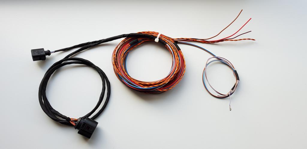 Vd Veer Engineering Haldex Wiring Loom Oem