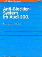 SSP 036 Anti Blockier System im Audi 200