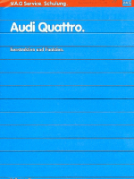SSP 039 Audi Quattro
