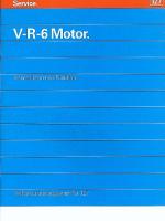 SSP 127 VR6 Motor