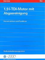 SSP 153 1,9l TDI Motor