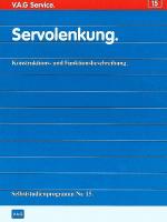 SSP 015 Servolenkung