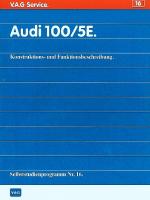 SSP 016 Audi 100 5E