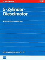 SSP 020 5 Zylinder Dieselmotor