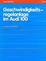 SSP 021 Geschwindigkeitsregelanlage im Audi 100