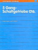 SSP 027 5 Gang Schaltgetriebe 016