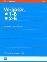 SSP 030 Vergasen 1-B 2-B