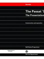 SSP 191 Passat B5