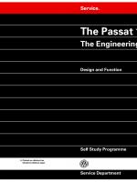 SSP 192 The Passat 1997 The Engineering