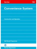 SSP 193 Convenience System