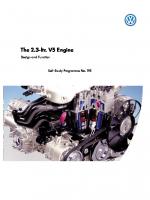 SSP 195 The 2.3-ltr V5 Engine