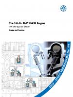 SSP 196 The 1.4 ltr 16V 55kW Engine