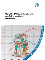 SSP 203 The 1.0-ltr 37 kW petrol engine