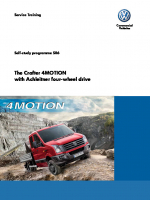 SSP 506 The Crafter 4MOTION with Achleitner four-wheel drive