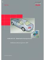 SSP 287 Audi A8 ´03 - Elektrische Komponenten