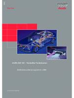 SSP 288 Audi A8 ´03 - Verteilte Funktionen