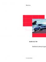 SSP 290 Audi A3 ´04