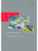 SSP 293 Audi A8 ´03 - Infotainment