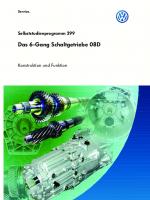SSP 299 Das 6-Gang Schaltgetriebe 08D