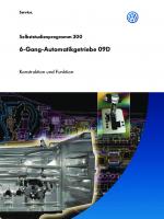 SSP 300 6-Gang-Automatikgetriebe 09D