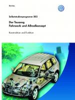 SSP 302 Der Touareg Fahrwerk und Allradkonzept