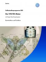 SSP 303 Der V10-TDI-Motor