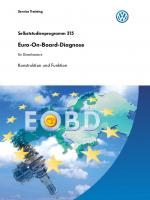 SSP 315 European On-Board Diagnosis DE