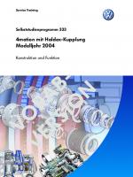 SSP 333 4Motion mit Haldex-Kupplung Modelljahr 2004