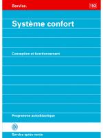 SSP 193 Systeme confort
