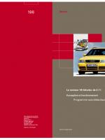 SSP 198 Le moteur V6 biturbo de 2,7l