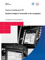SSP 199 Système intégré d´autoradio et de navigation