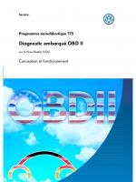 SSP 175 Diagnostique embarqué OBDII