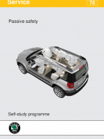 SSP 078 Passive safety