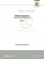SSP 097 ŠKODA Octavia III Presentation of the Vehicle Part II