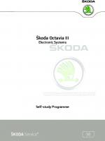 SSP 098 Škoda Octavia III Electronic Systems