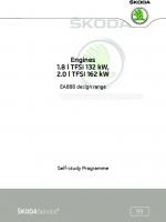 SSP 099 1.8 TFSI 132kW 2.0 TFSI 162kW EA888