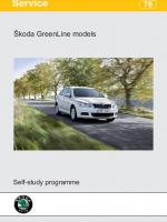 SSP 076 Škoda GreenLine models