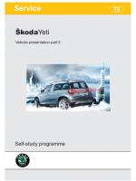SSP 072 Škoda Yeti Vehicle presentation part ll