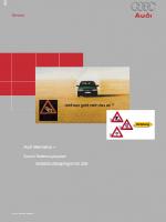 SSP 236 Audi Telematics