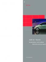 SSP 240 Audi A2 - Technik