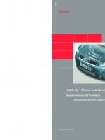 SSP 247 Audi A2 - Motor und Getriebe