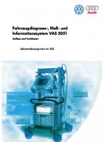 SSP 202 Fahrzeugdiagnose-, Me§- und Informationssystem VAS 5051