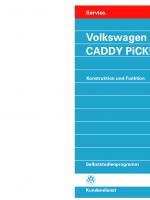 SSP 184 Caddy Pickup
