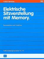 SSP 053 Elektrische Sitzverstellung mit Memory