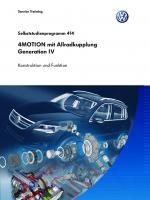 SSP 414 4MOTION mit Allradkupplung Generation IV
