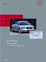 SSP 207 The Audi TT Coupé