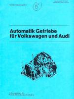 SSP 008 Automatikgetriebe für Volkswagen und Audi